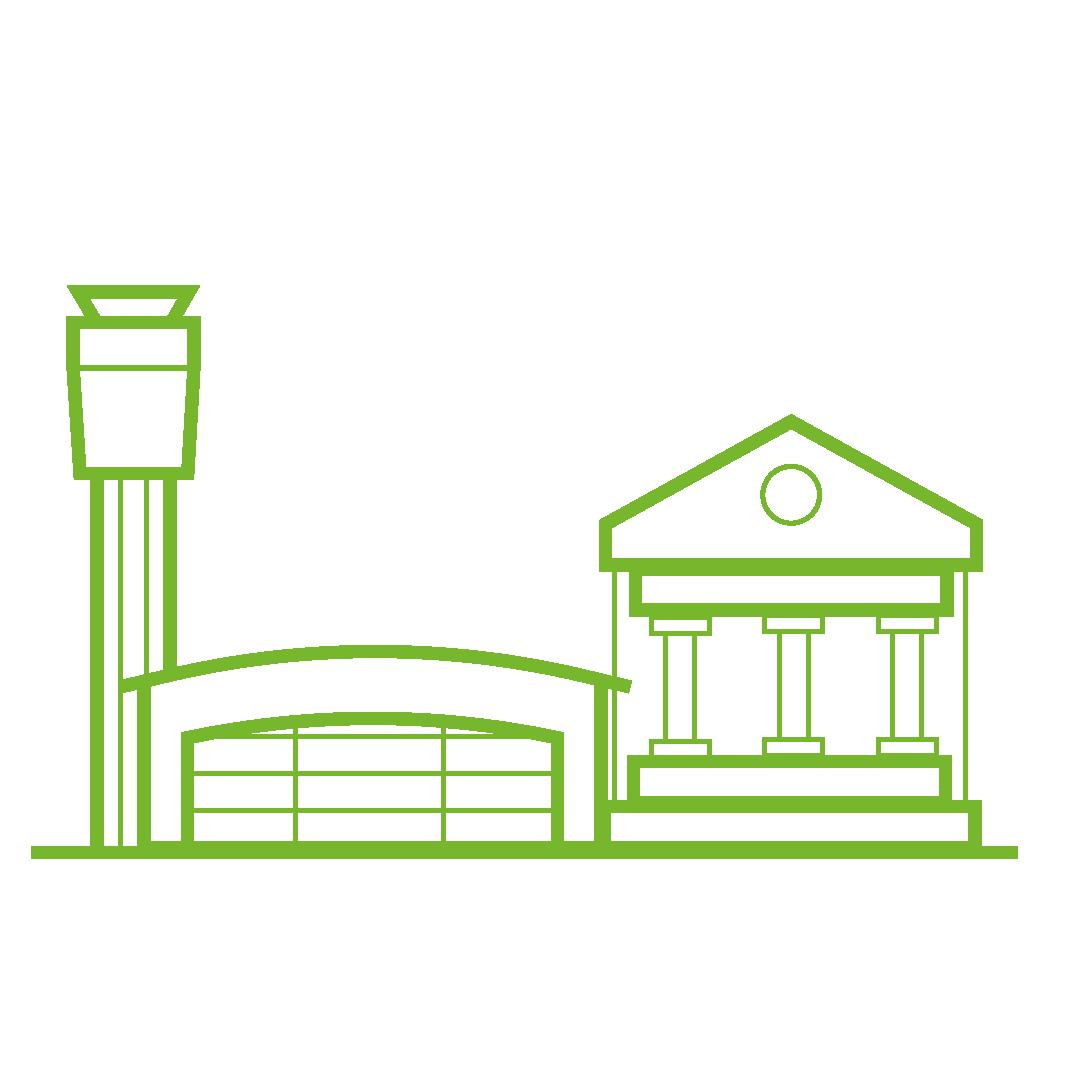 Общественные места и образовательные учреждения